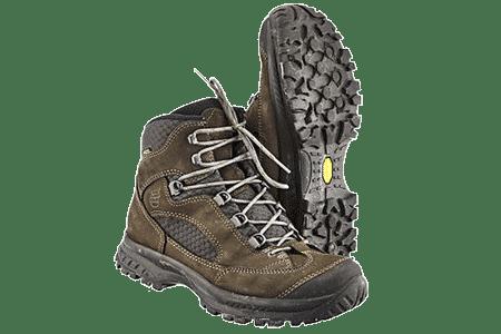 Weltreise Schuhe: Wanderschuhe