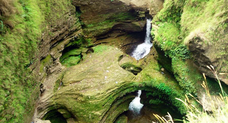 Pokhara Sehenswürdigkeiten: Devi's Fall, Gurkha