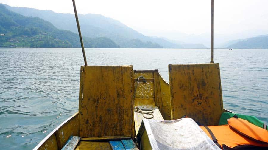 Pokhara Sehenswürdigkeiten: Lakeside