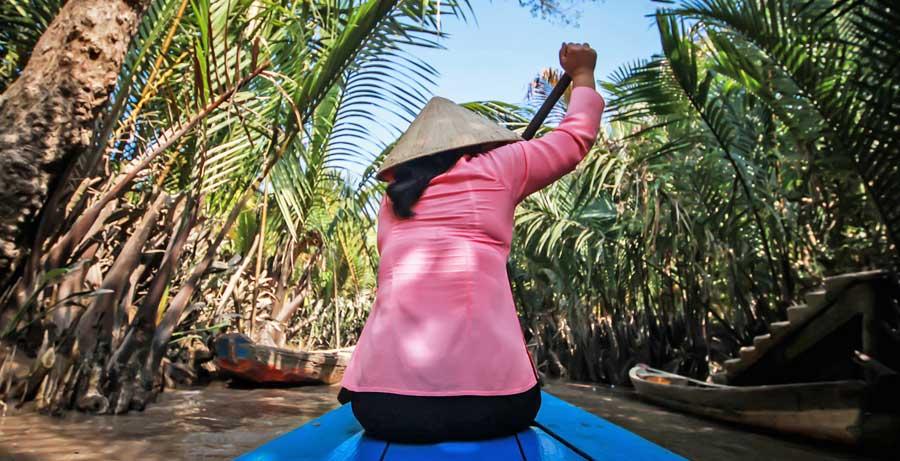 Vietnam Sehenswürdigkeiten: Mekong Delta