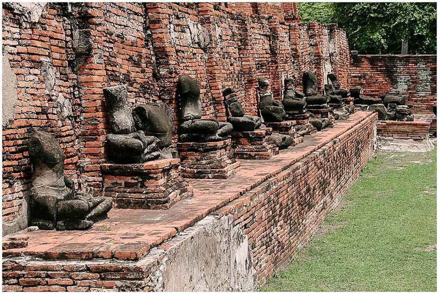Thailand Reise & Fotografie: Ayuthaya