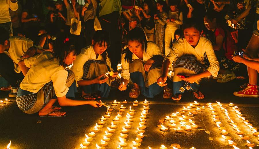 Thailand Reise & Fotografie: Loy Krathong