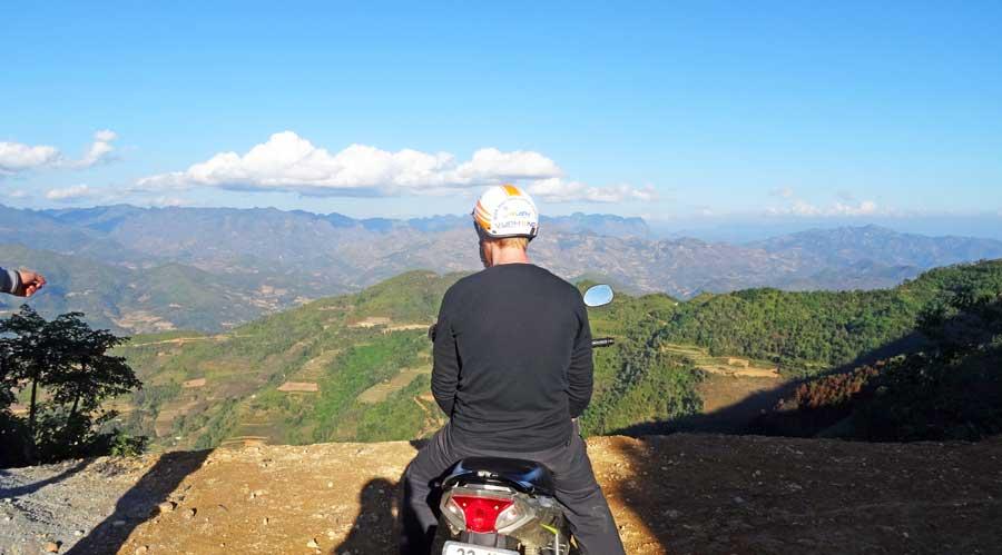 Yen Minh Vietnam: Ausflug mit dem Motorrad