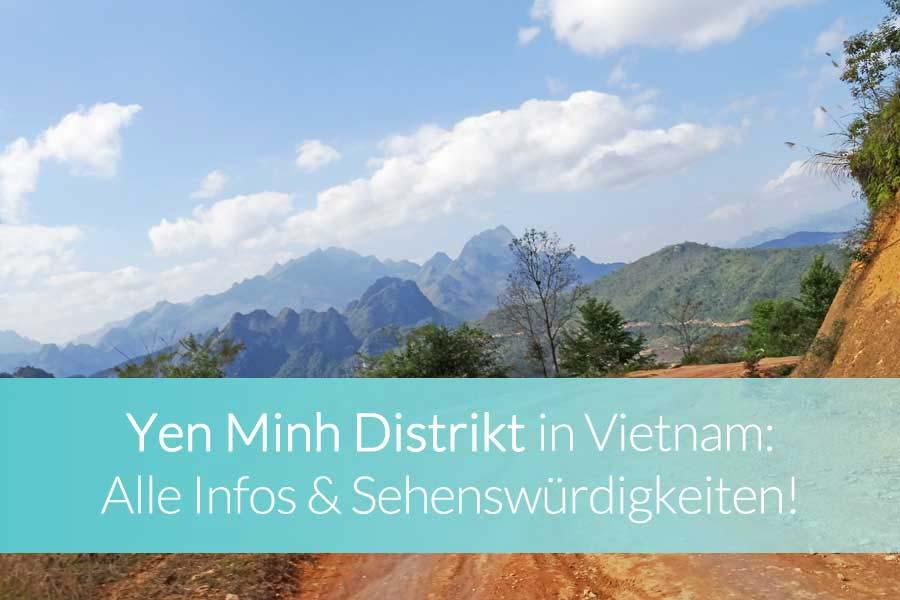 Yen Minh Vietnam: Highlights des Yen Minh Distrikt