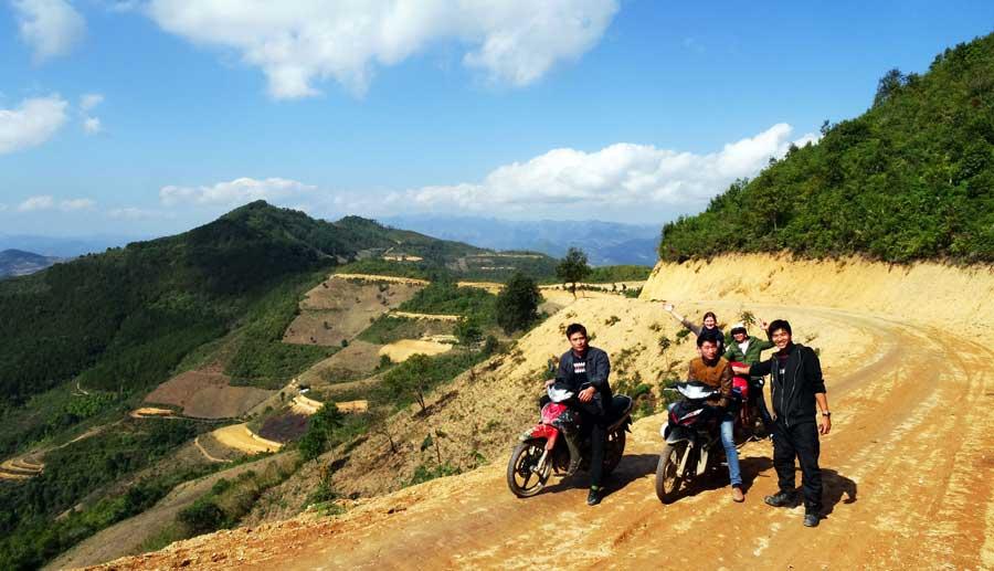 Yen Minh Vietnam: Mit dem Motorrad durch den Yen Minh Distrikt
