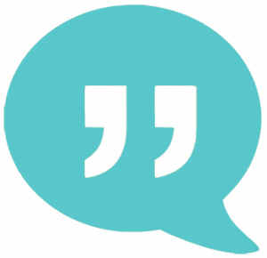 Zitat-Icon-blau-rechts