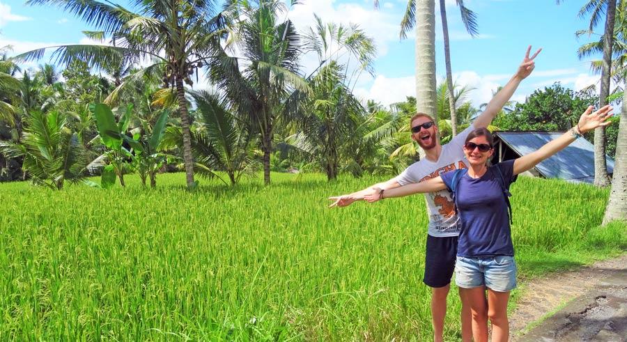 Reiselebenslauf: Bali 2017