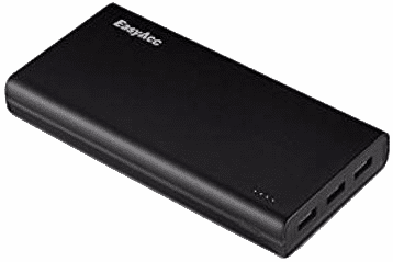 Powerbank Test: EasyAcc 15000mAh