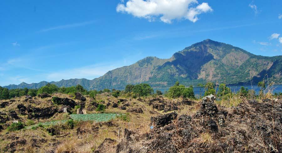 Mount Batur: Vulkantrekking besteigen - Backpacking von Kintamani zum Gunung - Guide Agun Penida
