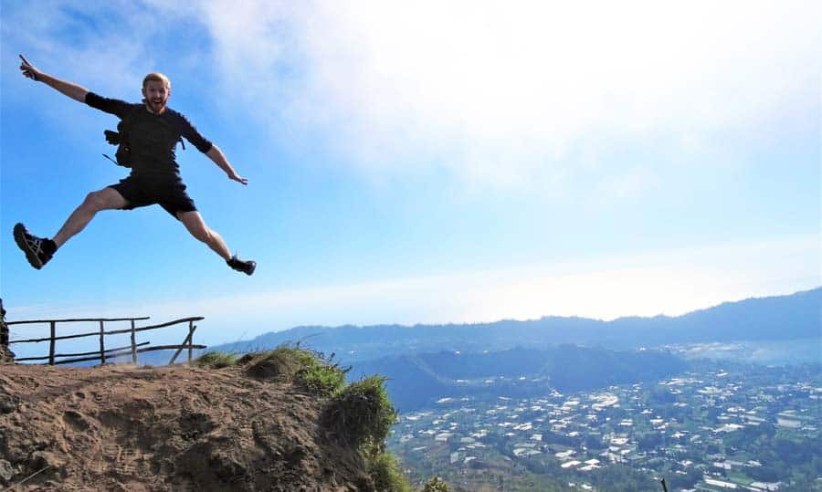 Mount Batur Tour: Vulkan Gunung in Indonesien - Backpacking Kintamani und Vulkantrekking