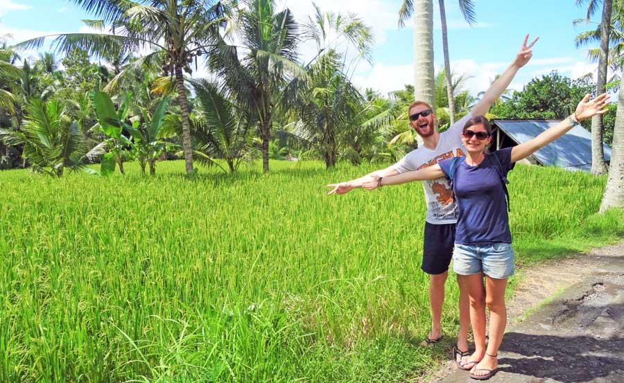 Packliste Bali 3 Wochen