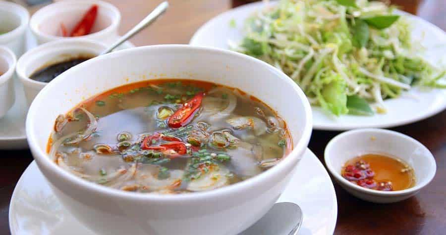Preise für Essen und Trinken in Vietnam