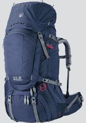 Weltreise Rucksack: Jack Wolfskin Denali Trekkingrucksack