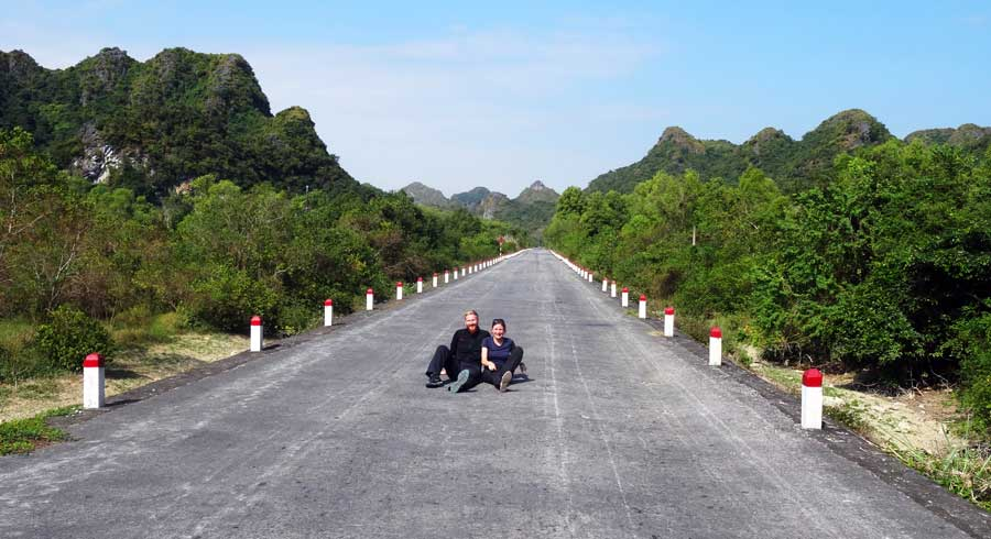 Vietnam Backpacking Reise