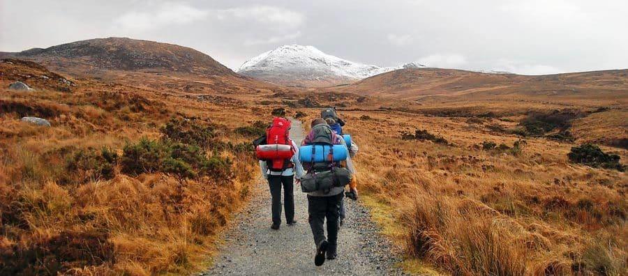 Weltreise Rucksack: Die richtige Größe finden