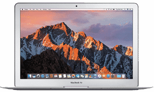 Reiselaptop: Apple MacBook Air
