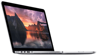 Reiselaptop: Apple MacBook Pro