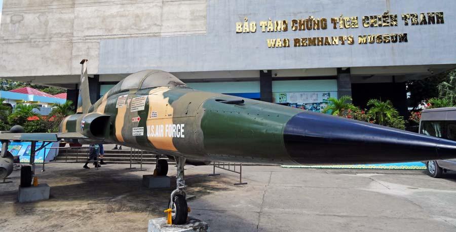 Saigon Sehenswürdigkeiten: Ho Chi Minh Kriegsopfermuseum