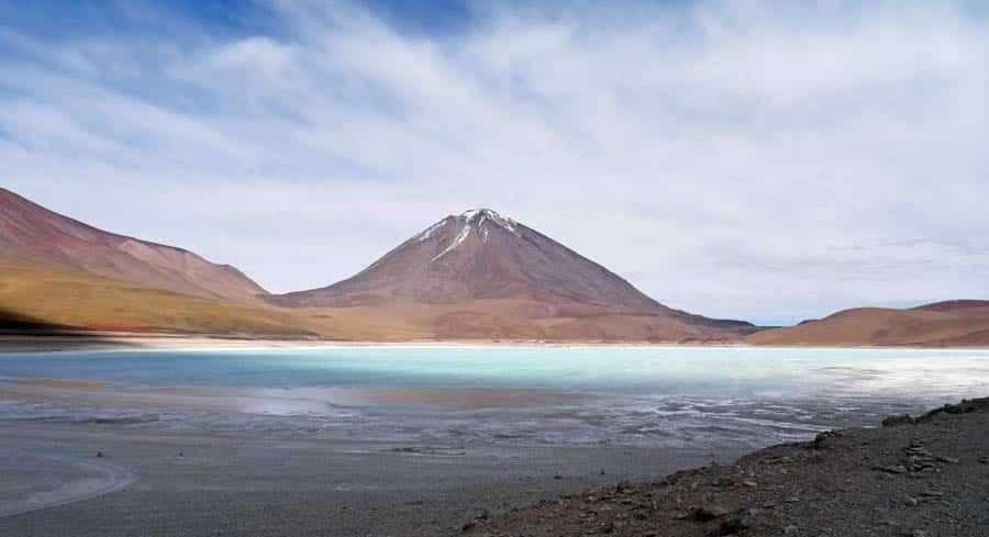 Uyuni Salzwüste: Salzebene Lithium Bolivianos
