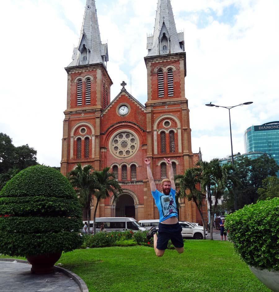 Saigon Sehenswürdigkeiten: Bitexco, Kriegsopfermuseum & Wiedervereinigungspalast