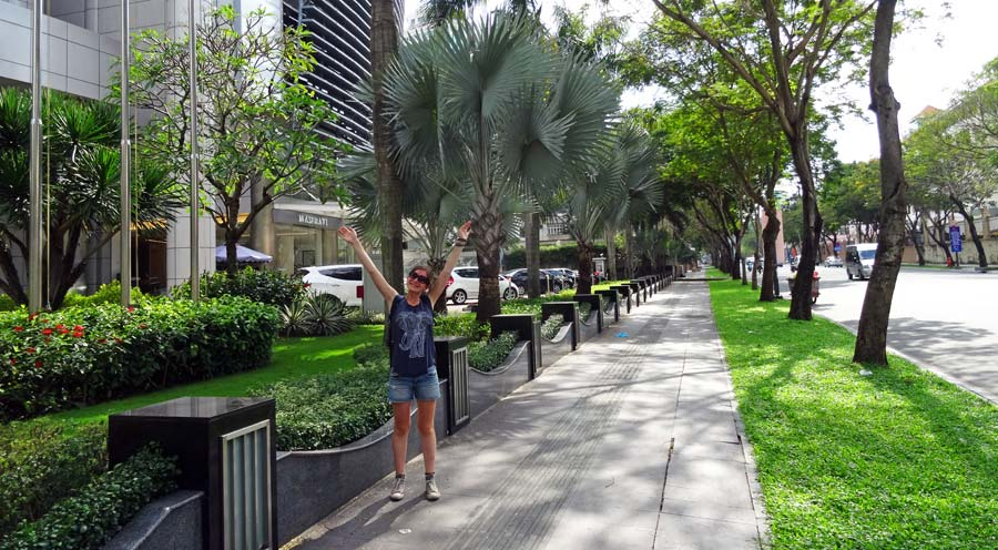 Saigon Sehenswürdigkeiten: Südostasien Backpacking