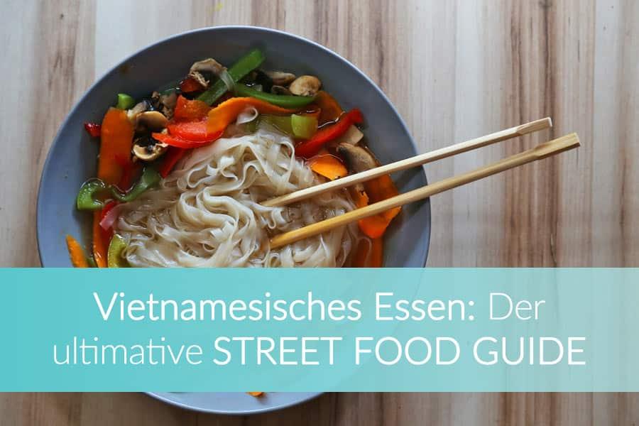 Vietnamesisches Essen Pho Bo