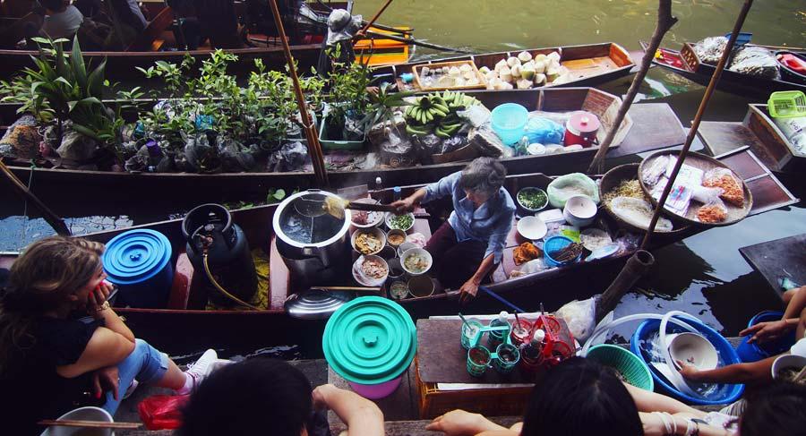 Nachhaltig reisen in Thailand