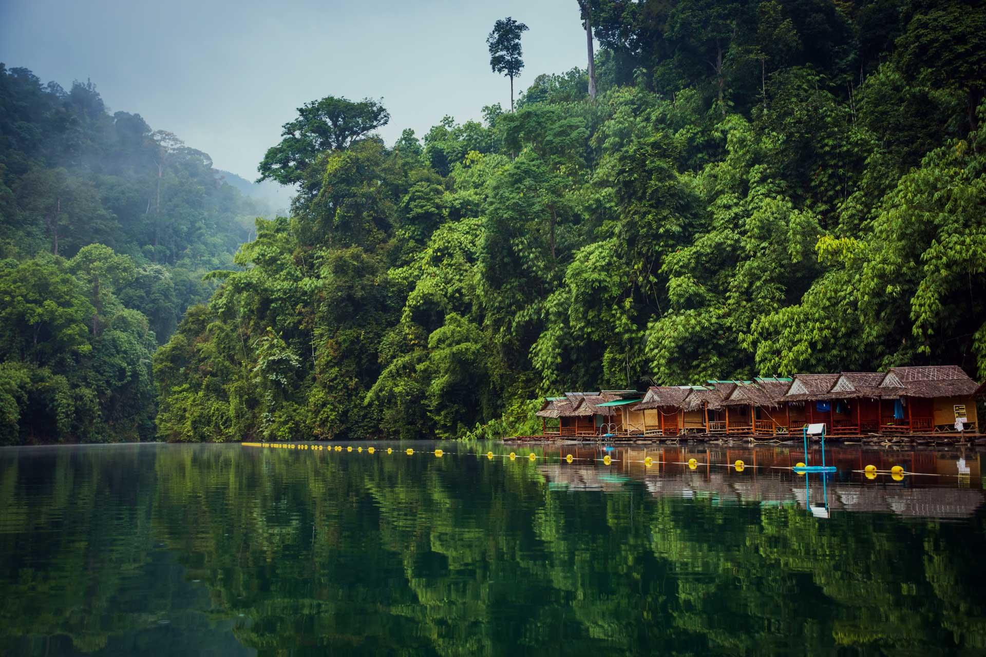 Nachhaltiges reisen Thailand