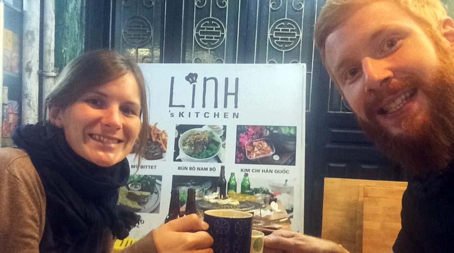Vietnamesisches Essen: Linh's Kitchen
