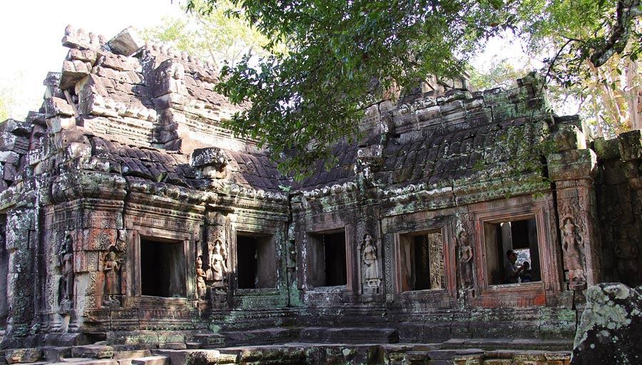 Angkor Wat: Banteay Kdei Tempel