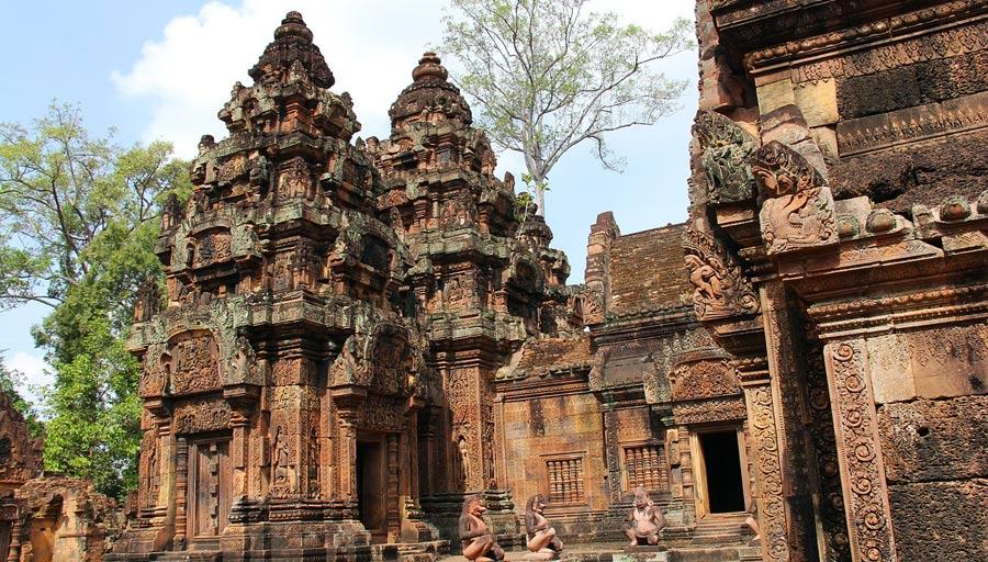 Angkor Wat: Banteay Srei