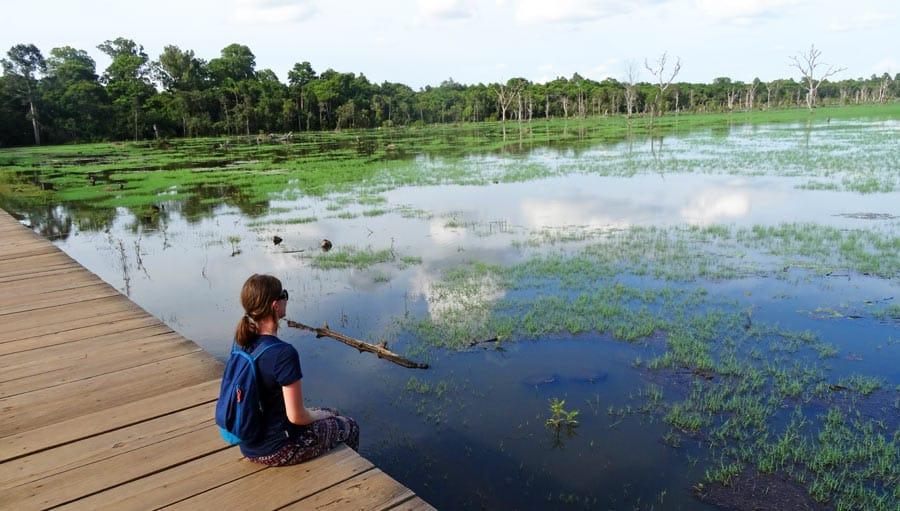 Angkor Wat: Neak Pean