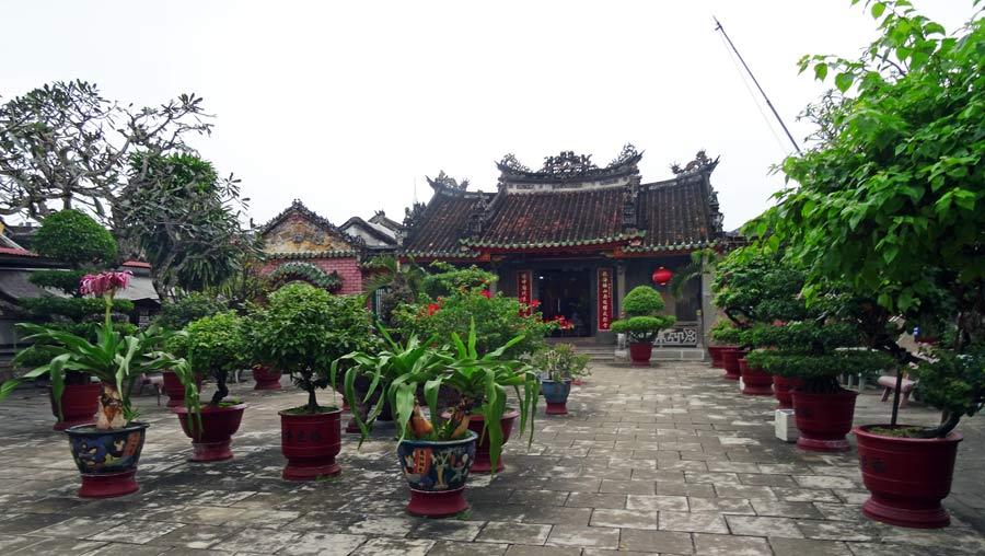 Hoi An Vietnam: Versammlungshalle