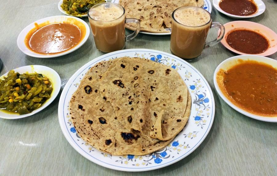 Indisches Essen: Dal