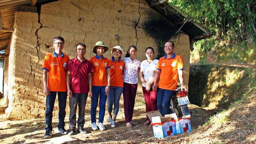 Meo-Vac-Helfer-Team