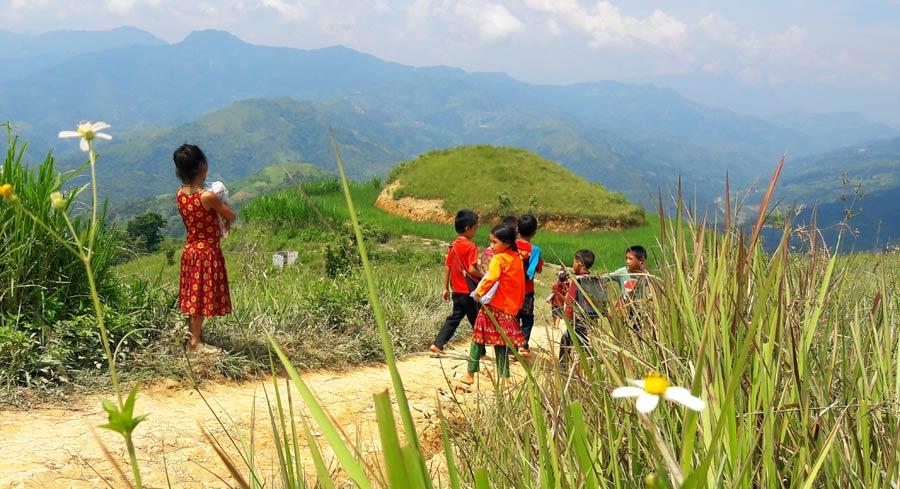 Vietnam Kinder
