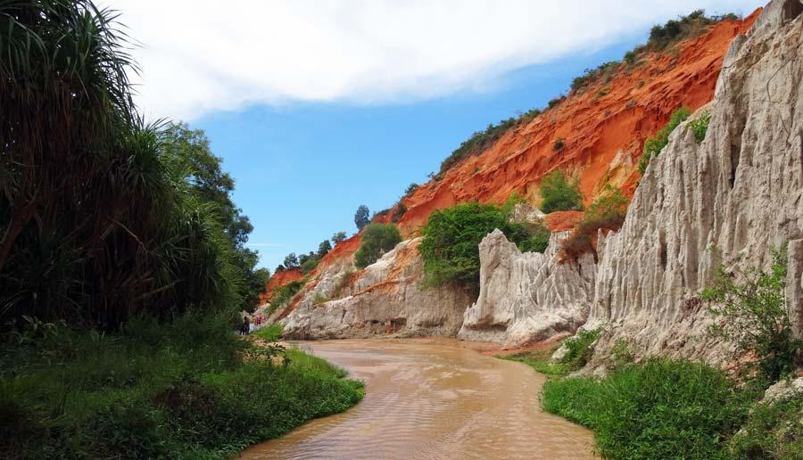 Mui Ne Vietnam: Fairy Stream
