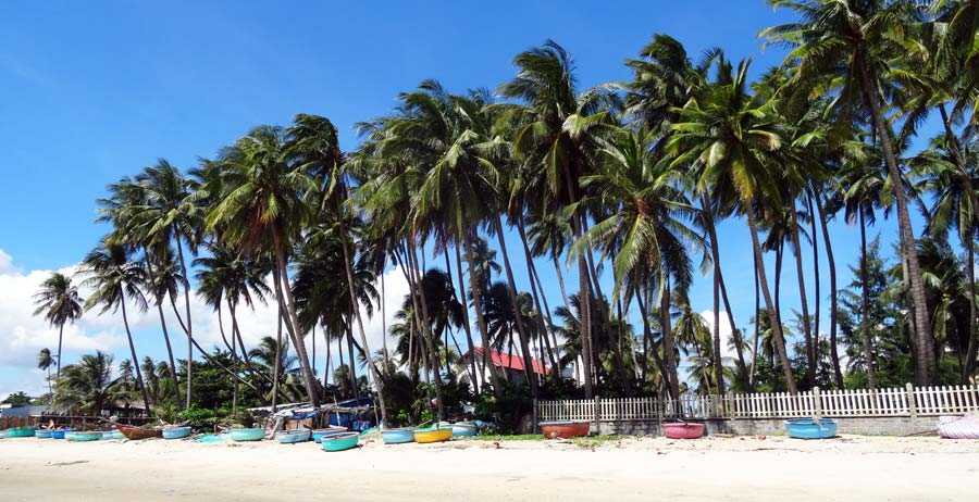 Mui Ne Vietnam: Strand