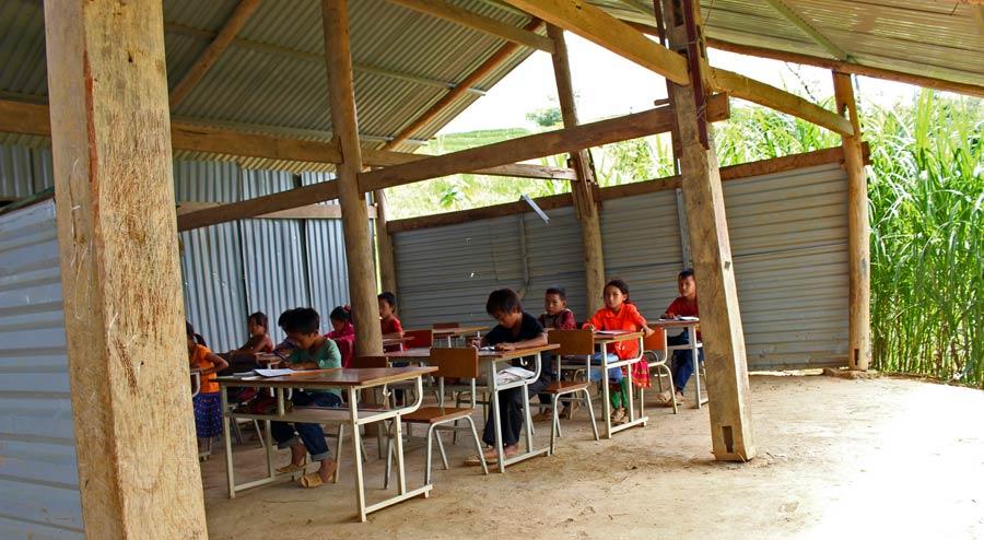 Schule in Vietnam