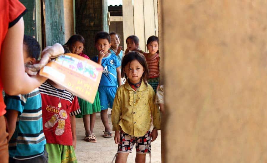 Hilfsprojekte Vietnam