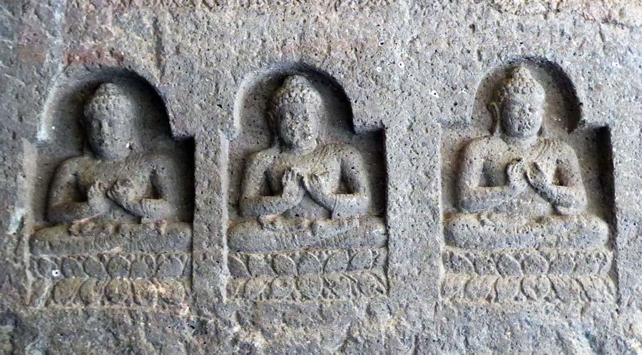 Indien Sehenswürdigkeiten: Ellora Ajanta - Stätten Nordindien, Goa und Cochin