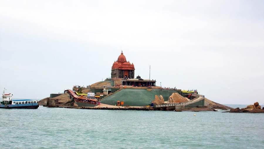 Indien Sehenswürdigkeiten: Kanyakumari - Cochin und Goa