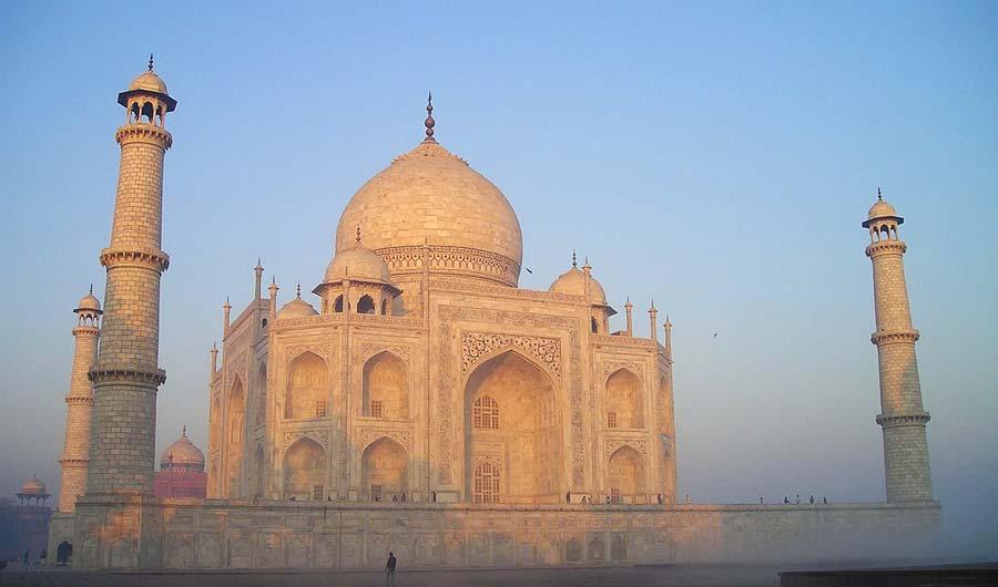 Indien Sehenswürdigkeiten: Taj Mahal - religiöse Tempel, architektonische Stätten, Minakshi Tempel Madurai
