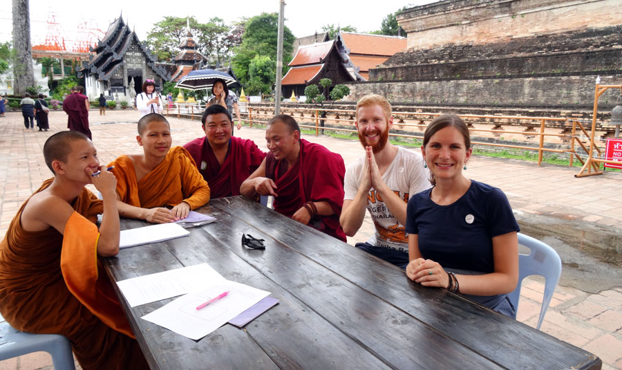Thailand Sehenswürdigkeiten: Chiang Mai - Wat Phra That & Doi Suthep