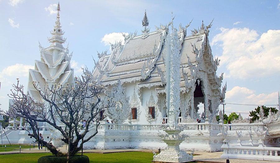 Thailand Sehenswürdigkeiten: Chiang Rai - Wat Phra Kaeo in Lampang