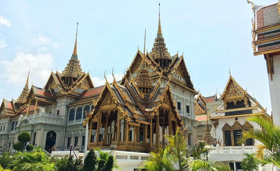 Thailand Sehenswürdigkeiten: Grand Palace Bangkok