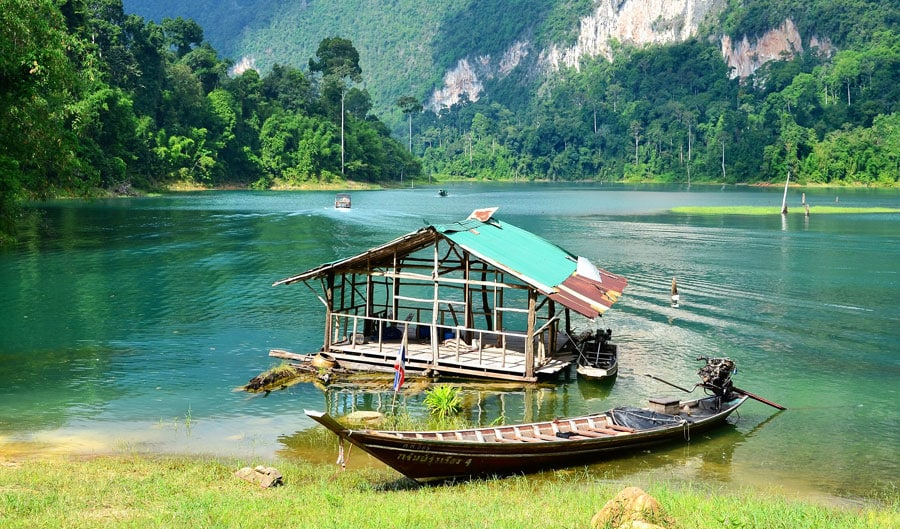 Thailand Sehenswürdigkeiten: Khao Sok - Chalong Phuket Pai