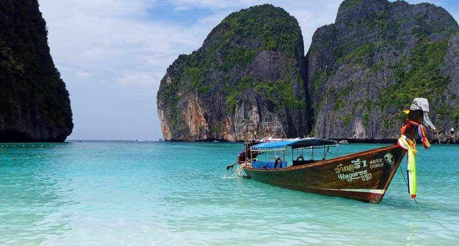 Thailand Sehenswürdigkeiten: Ko Phi Phi, Chiang Rai, Pai und Bangkok