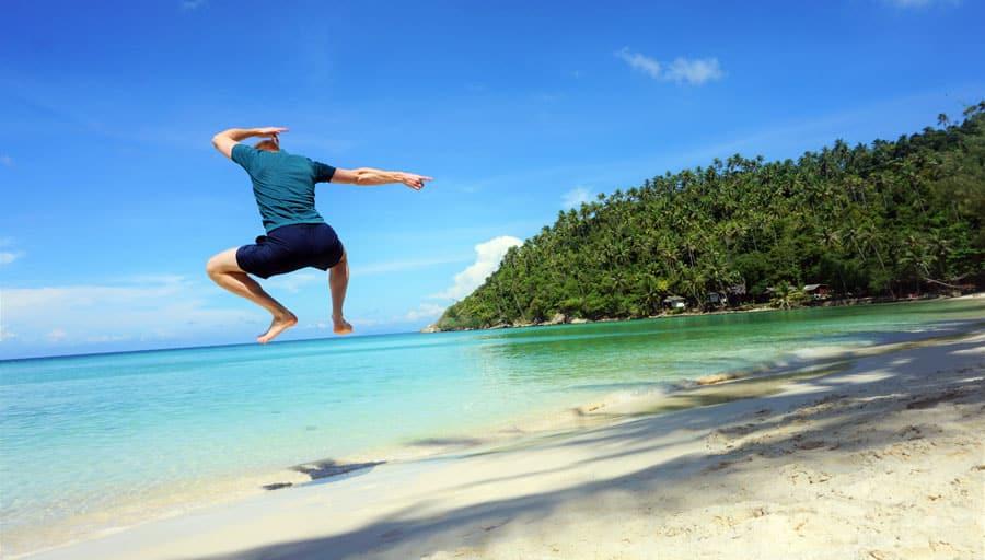 Thailand Sehenswürdigkeiten: beste Reisezeit Koh Phangan, Koh Samui, Koh Tao