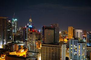 Bangkok Thailand Hauptstadt